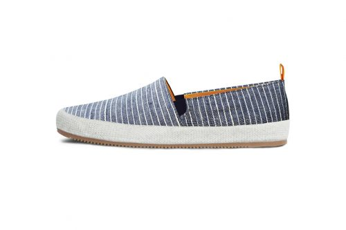 MULO Breton Stripe | Washed Blue