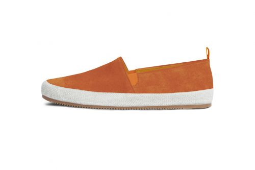 MULO Suede | Burnt Orange