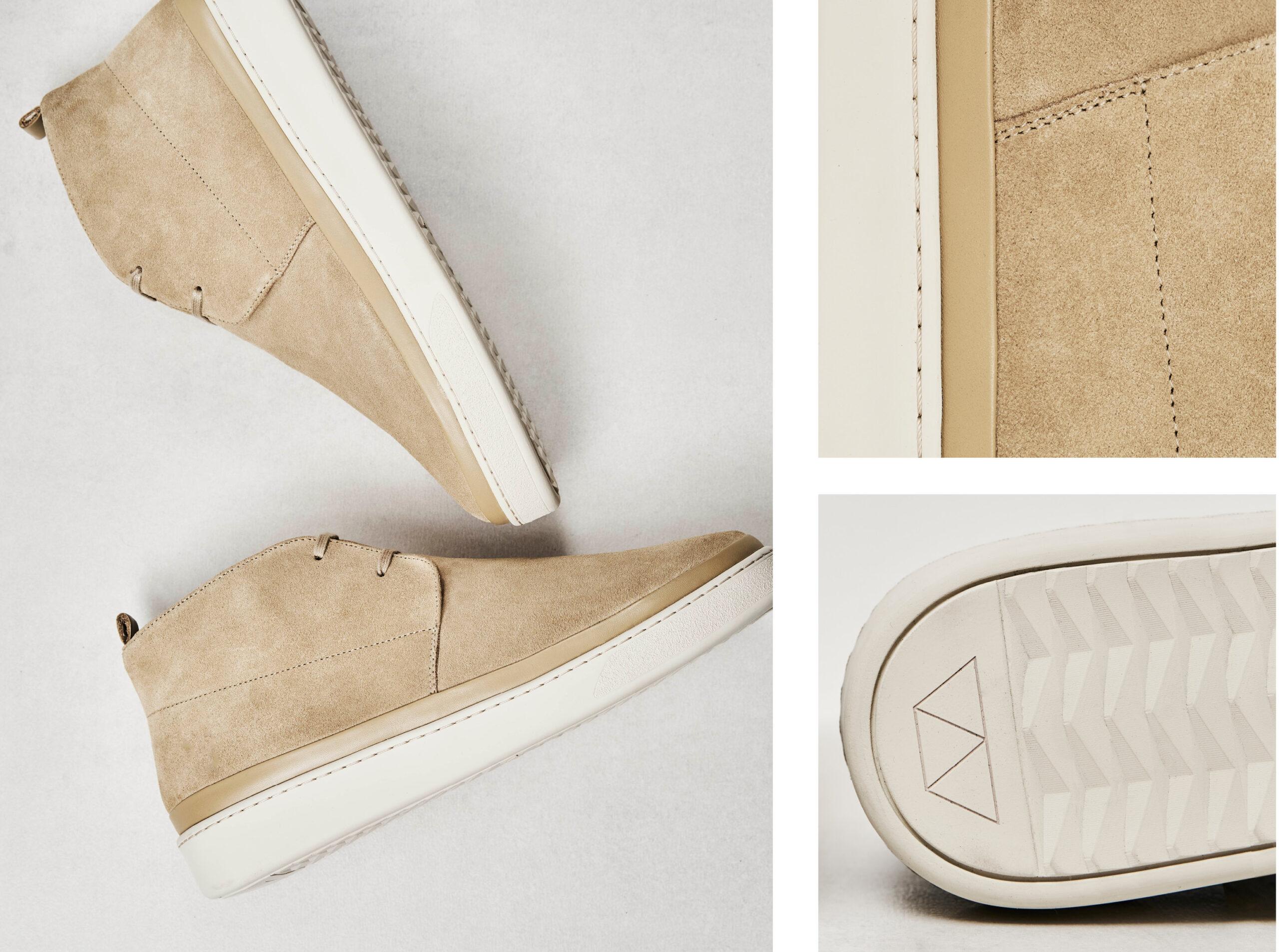 Modern design classics - Mens Desert Boots