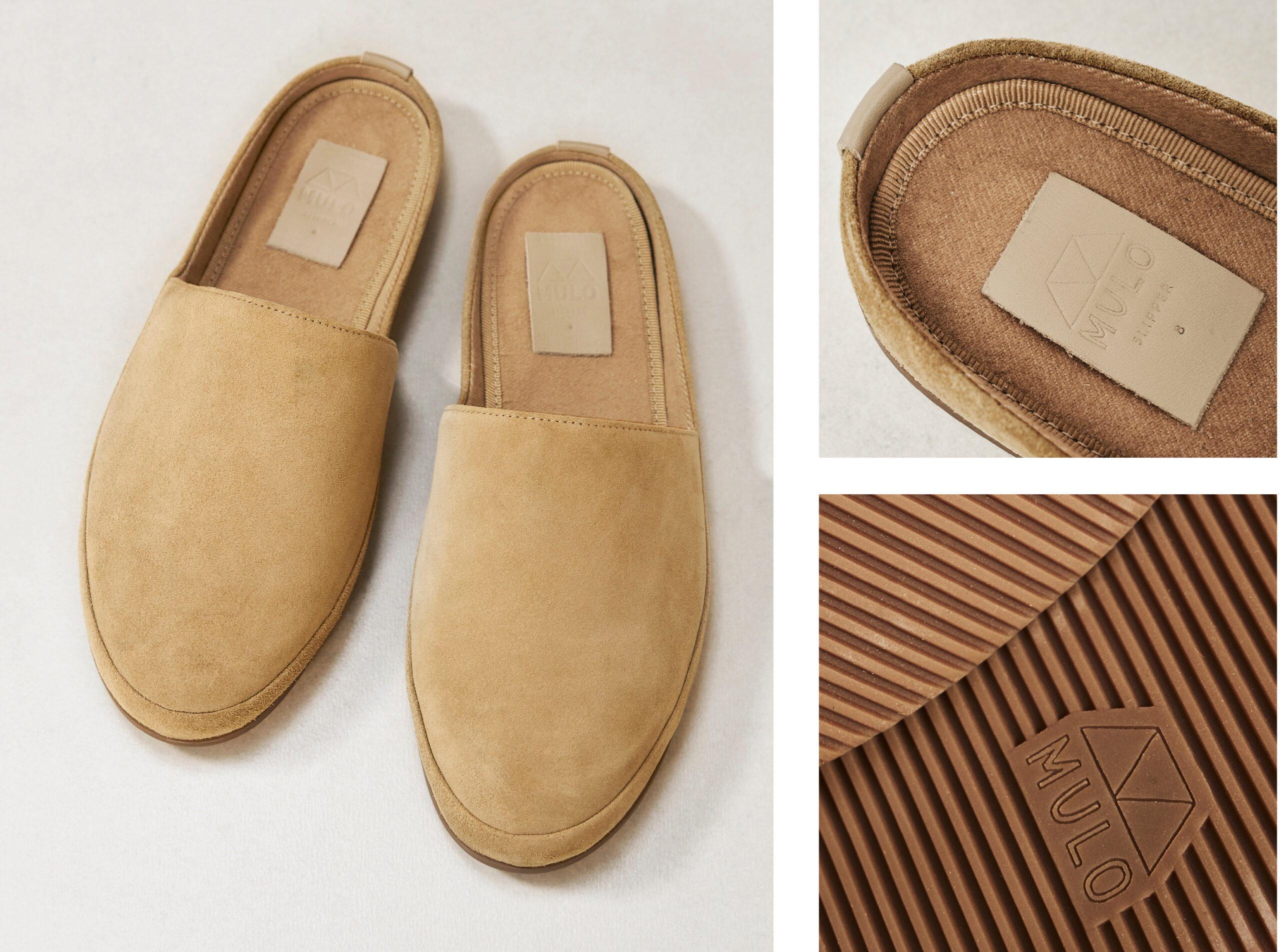 Modern design classics - Mens Slippers