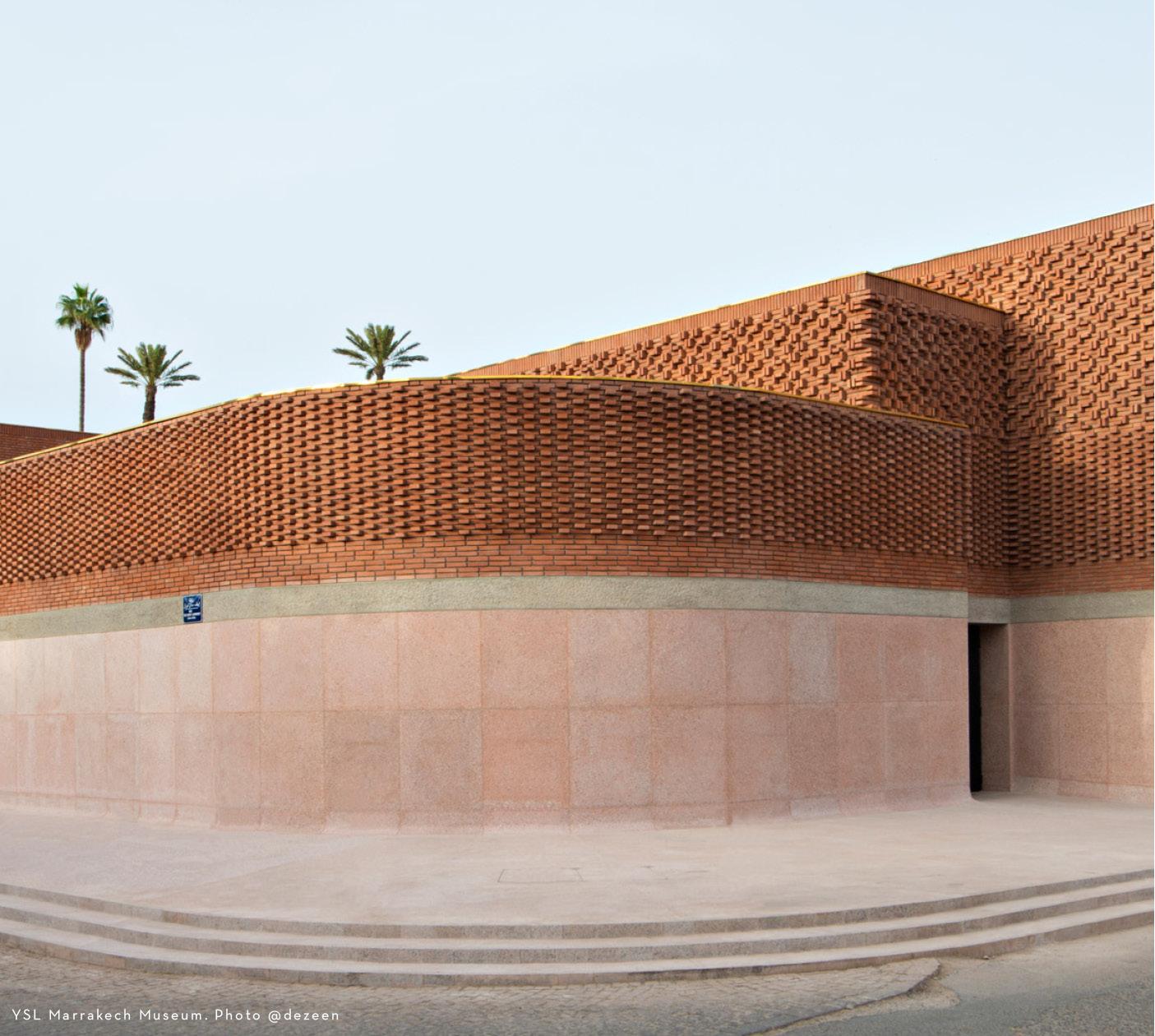 YSL Marrakech Museum - Colour Inspiration