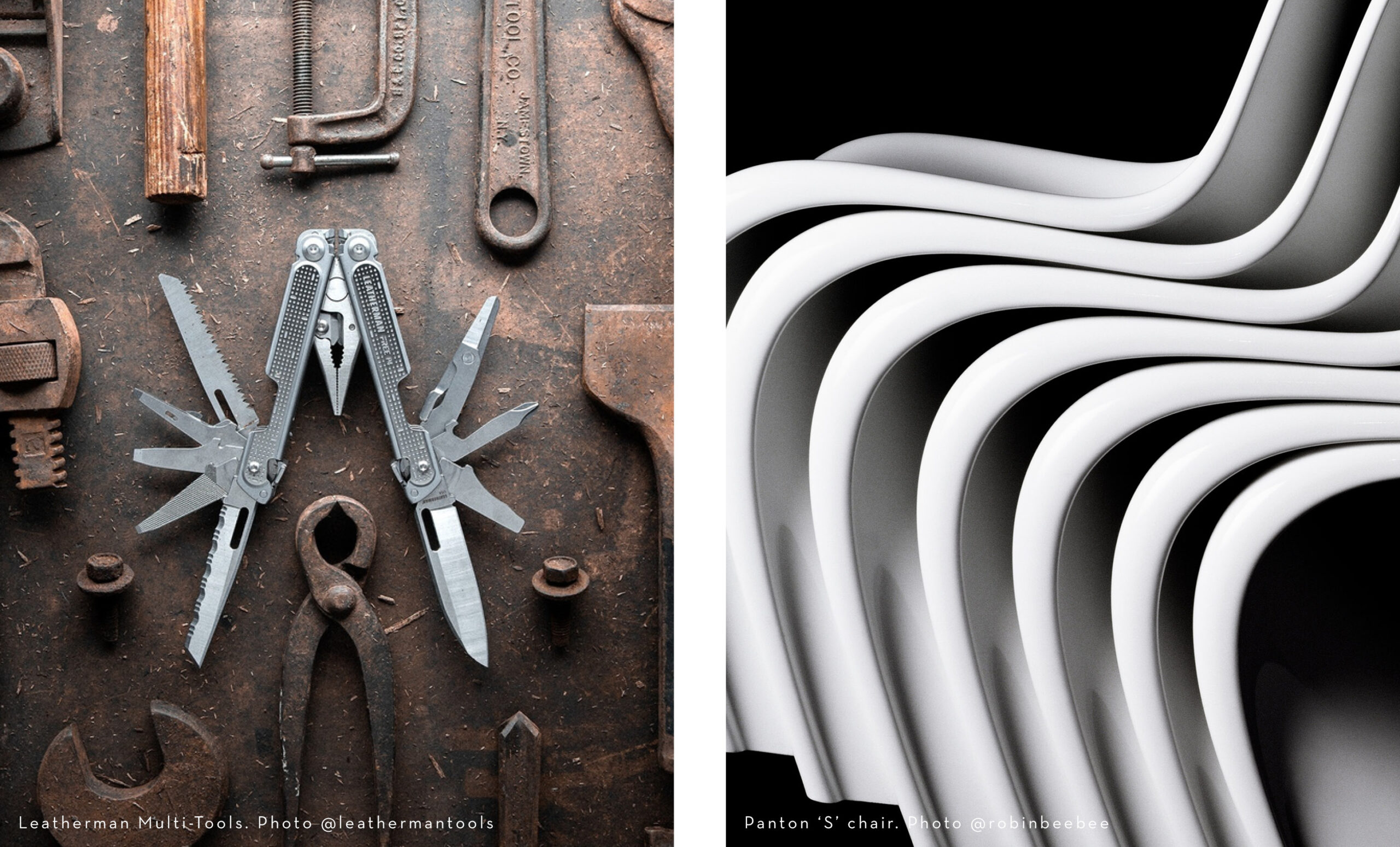 Precision Design - Leatherman - Panton