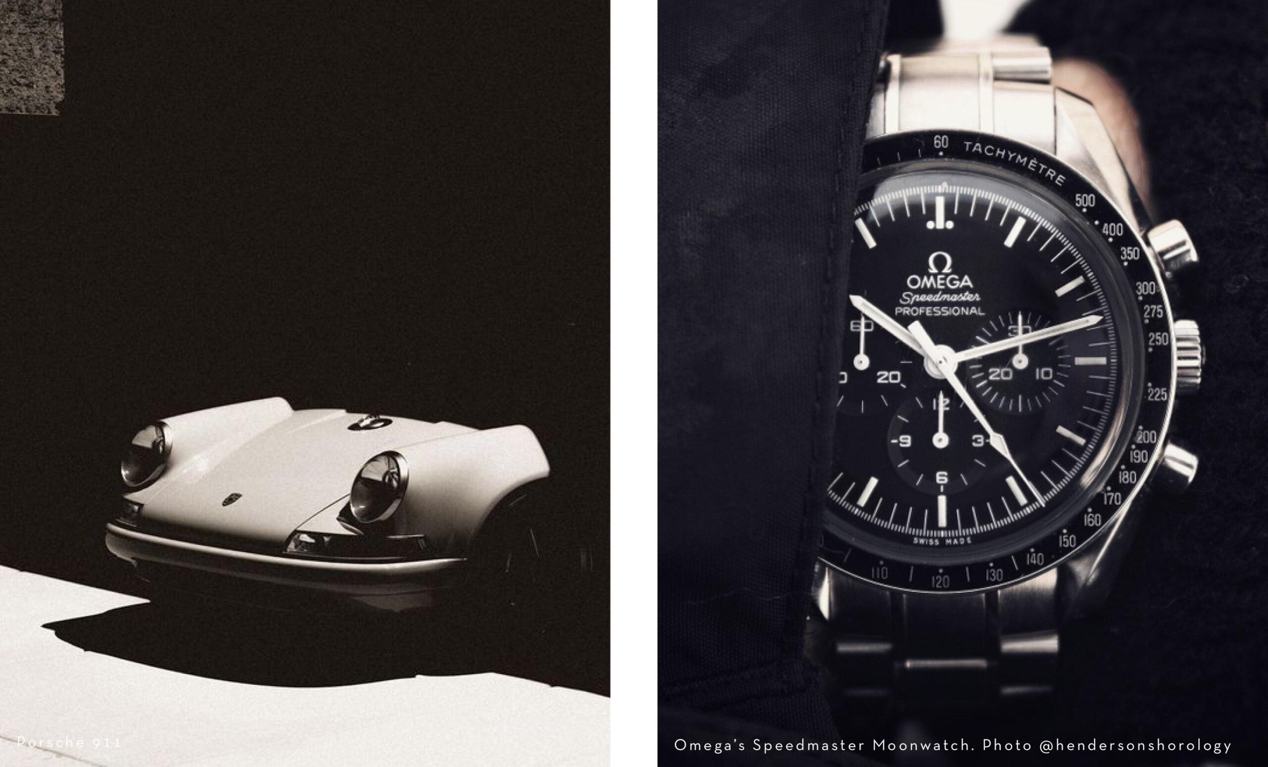 Precision Design - Porsche - Omega