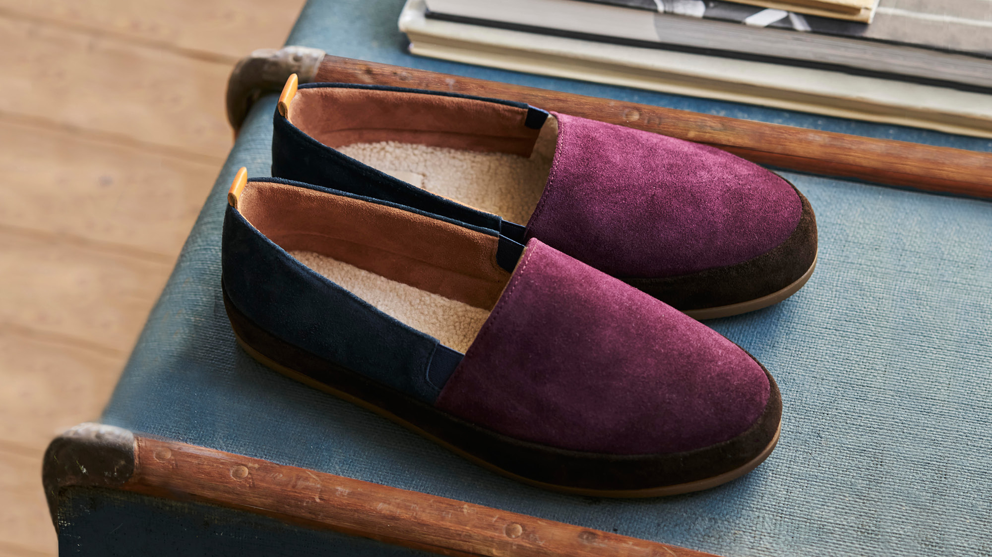 Gifts for Him - Colourful Slip Ons for Men