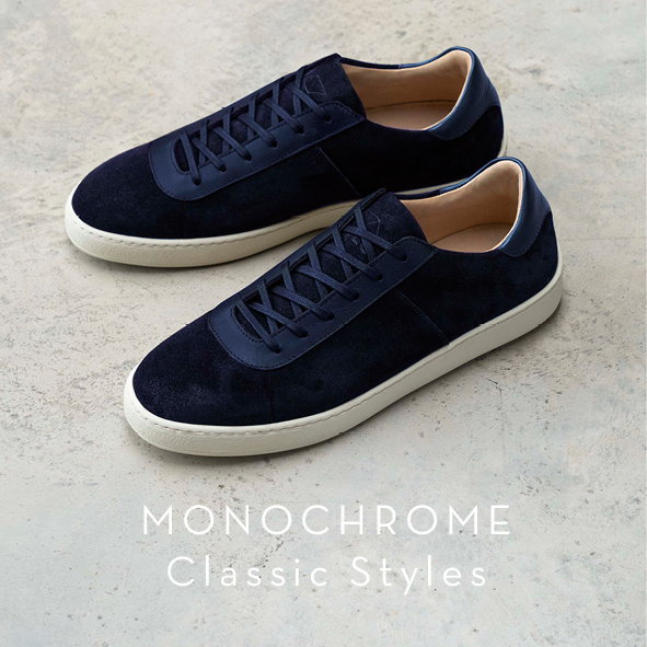 Gifts for Men - Suede Sneakers