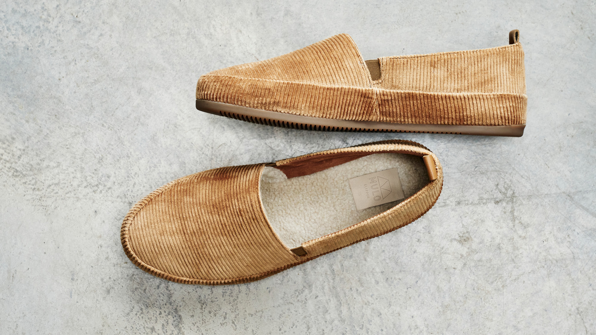 Gifts for Him - Luxury Mens Slippers