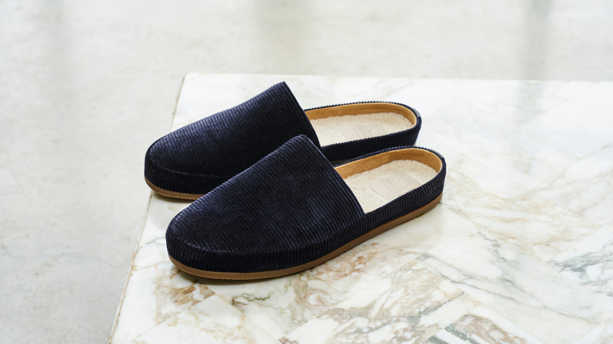 Handmade Slippers for Men for Homeworking and Lounging in Style