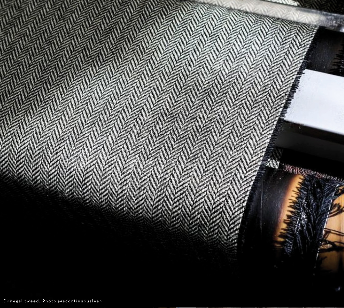 Heritage Fabrics - Tweed from Magee of Donegal