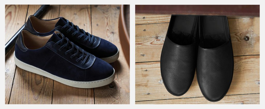 WFH Style - Mens Shoes