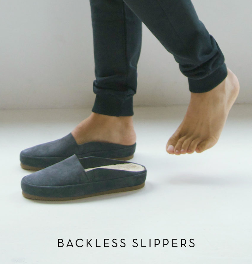 MULO shoes | Backless Slippers | Gifts For Him