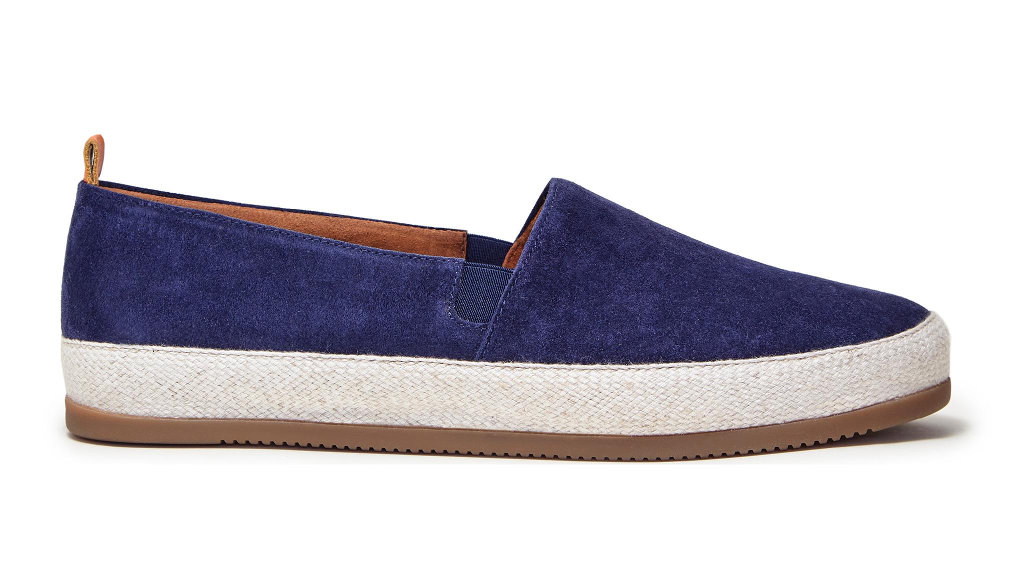 Navy Espadrilles for Men | MULO shoes