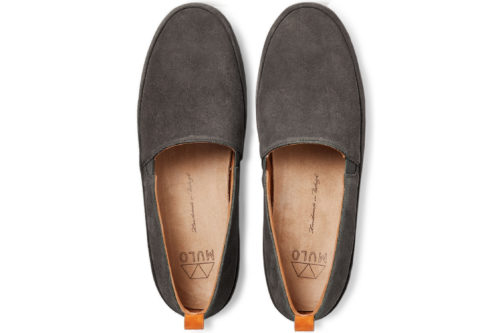 MULO shoes | Brown Suede Loafers