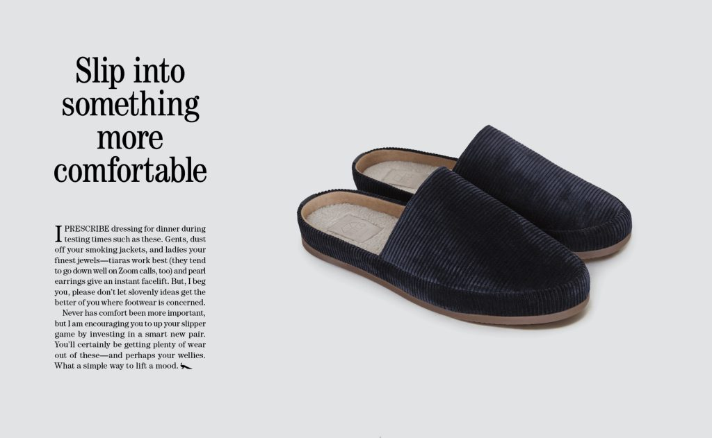 Country Life - Mens Slippers