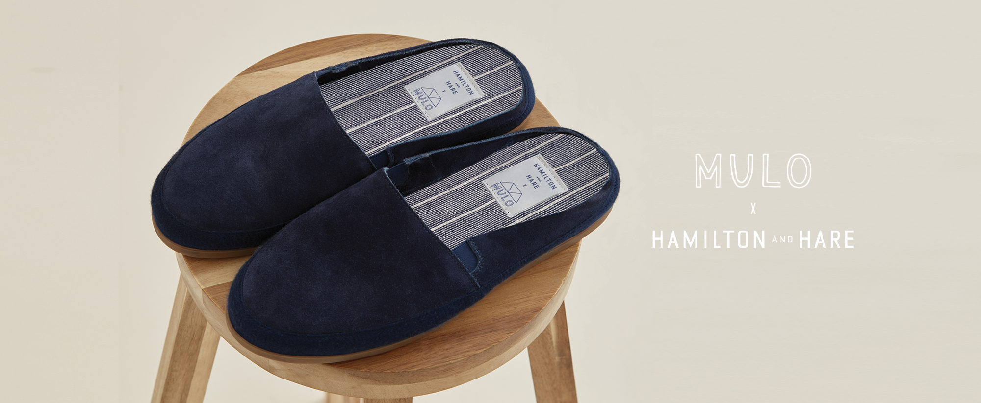 MULO shoes | MULO x Hamilton and Hare | Limited Edition