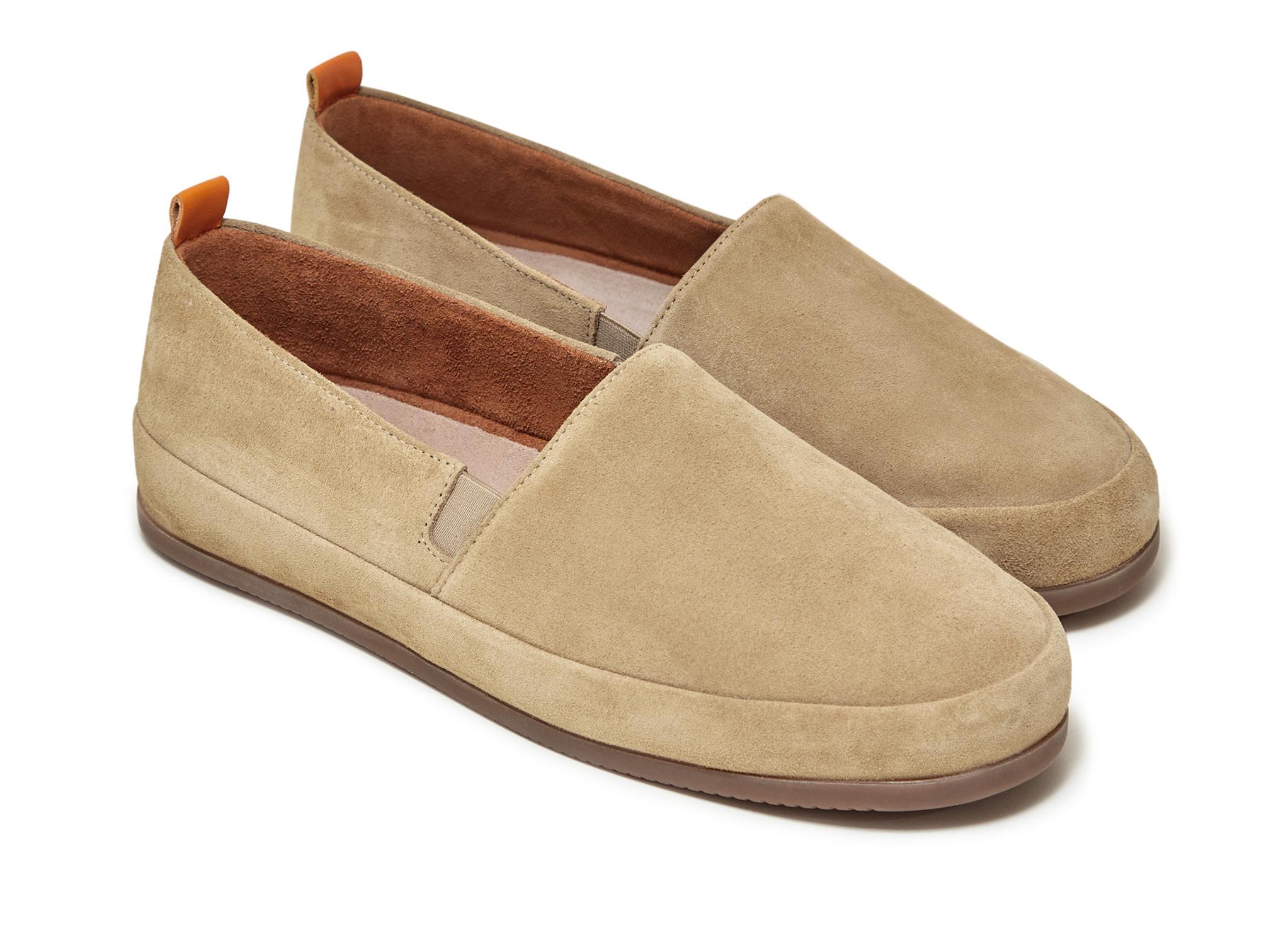 Mens Tan Loafers | MULO shoes | Premium