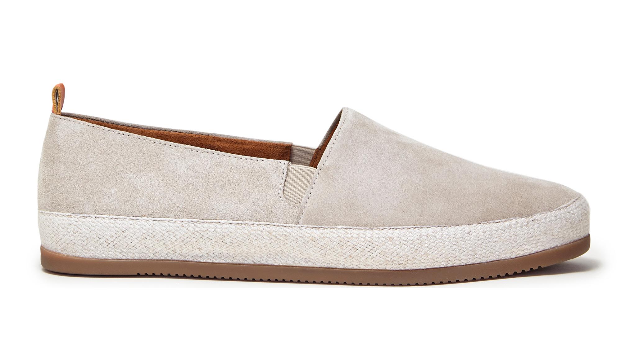 Mens White Espadrilles | MULO shoes