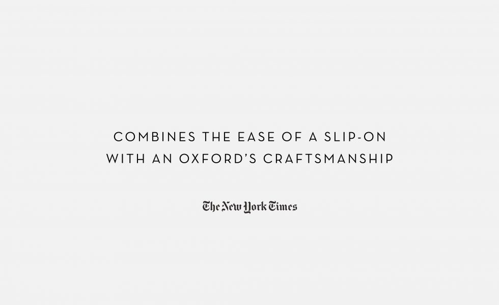 MULO shoes | Press | The New York Times