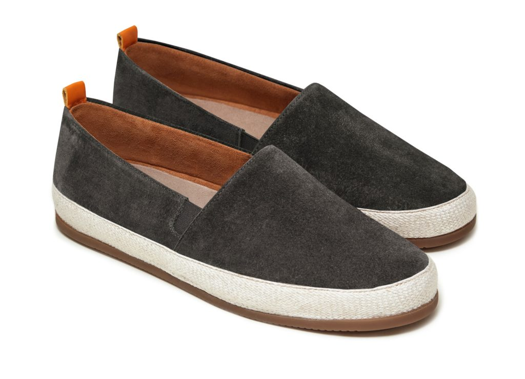 Suede Espadrilles for Men in Brown | MULO shoes