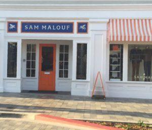 MULO stockist | Sam Malouf