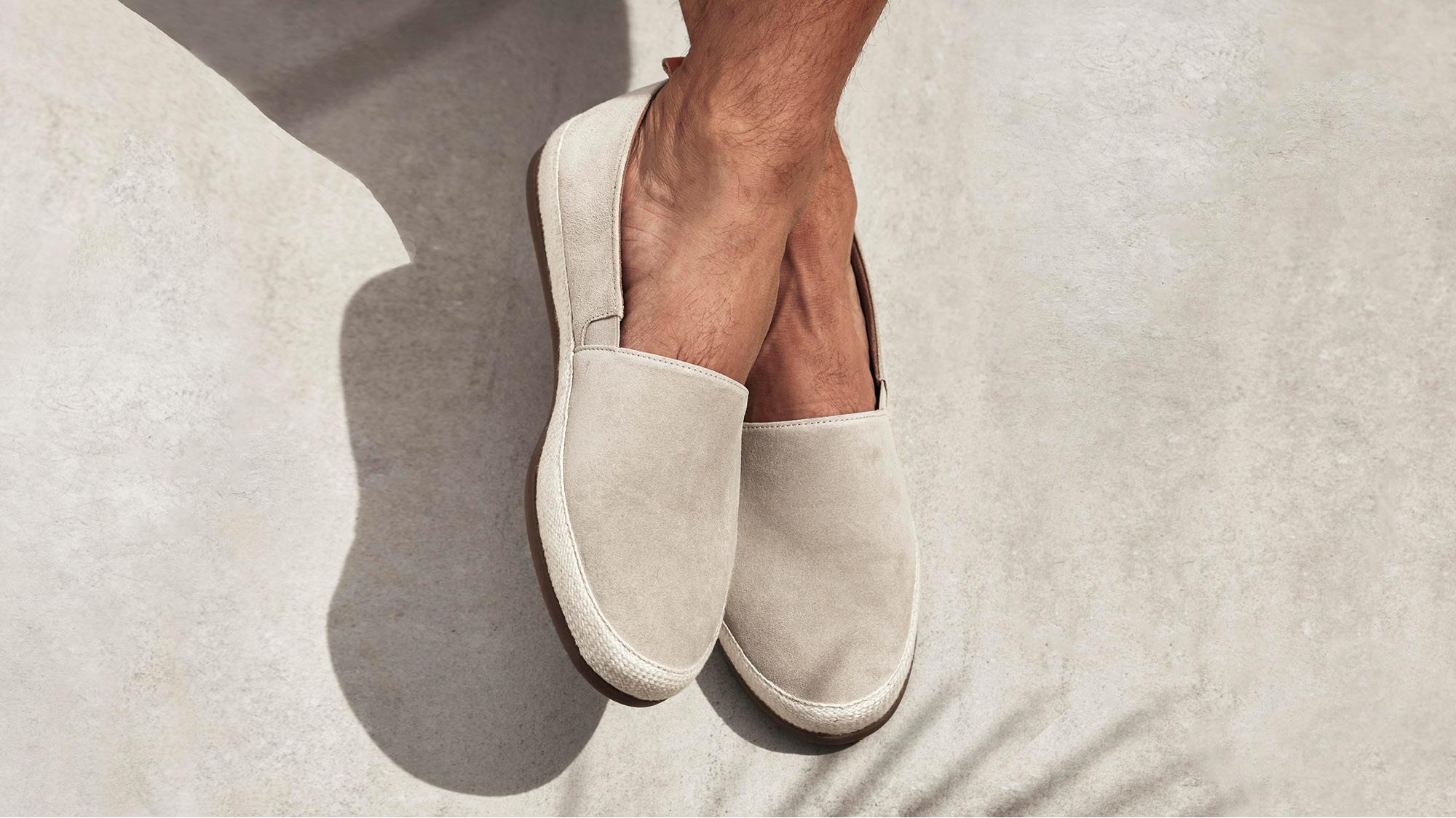 Designer Mens Espadrilles - Luxury Mens Beach Shoes