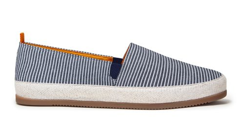 Railroad Stripe Mens Espadrilles
