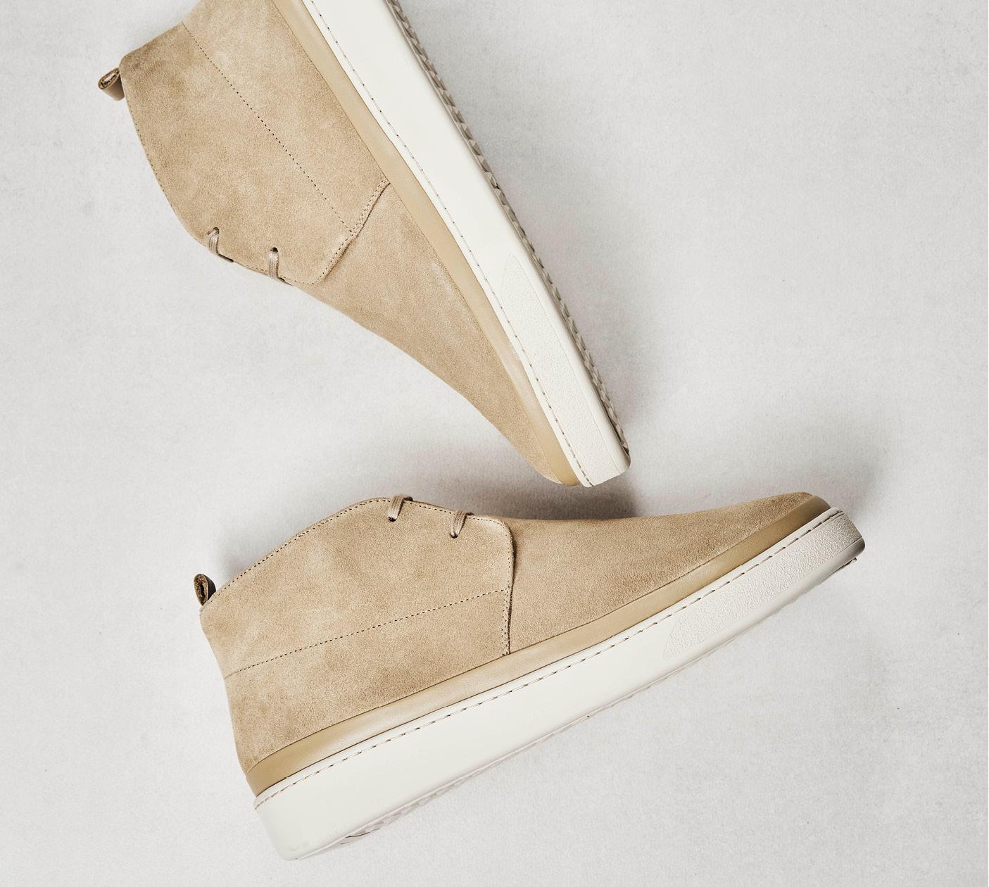 Modern Mens Desert Boots
