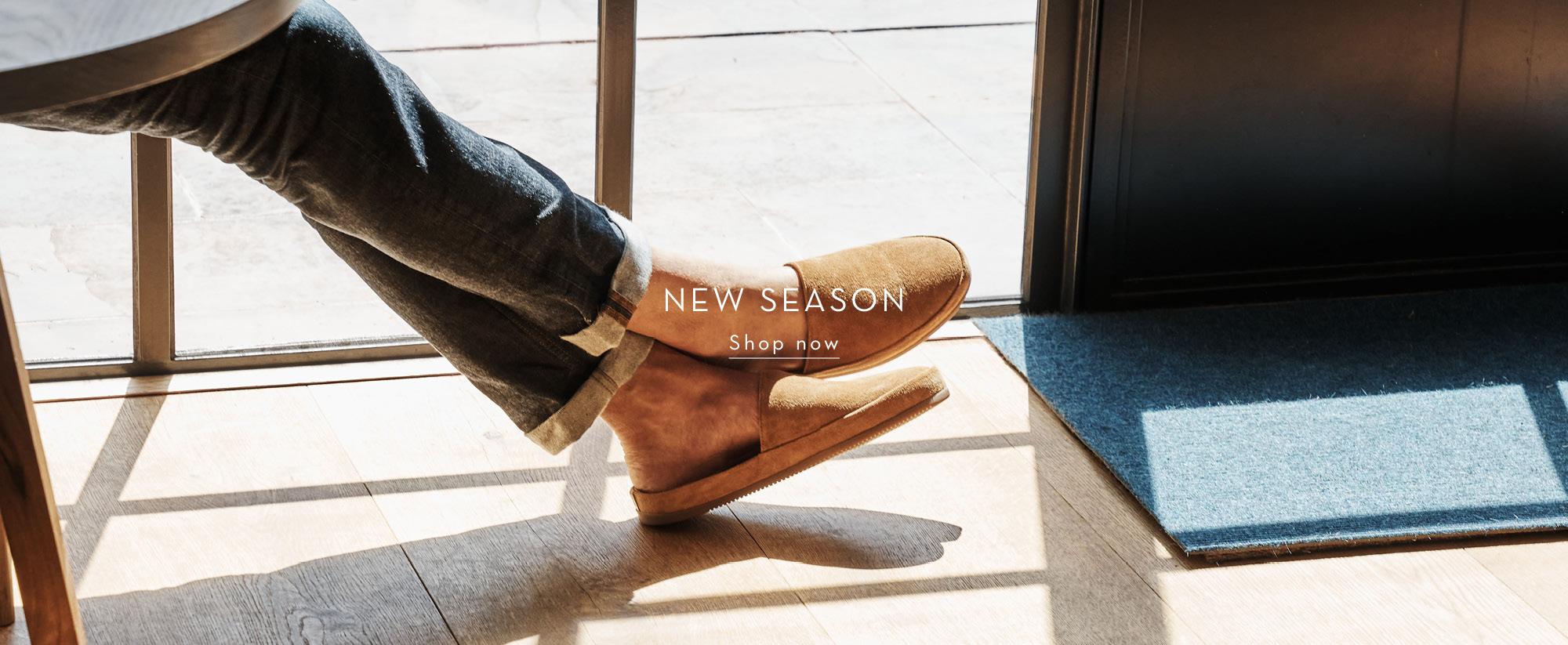 New Season Mens Shoes Modern Style