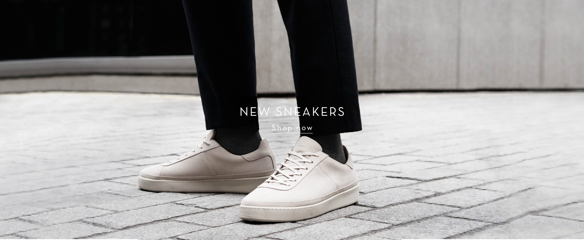 New Season Nubuck Sneakers for Men