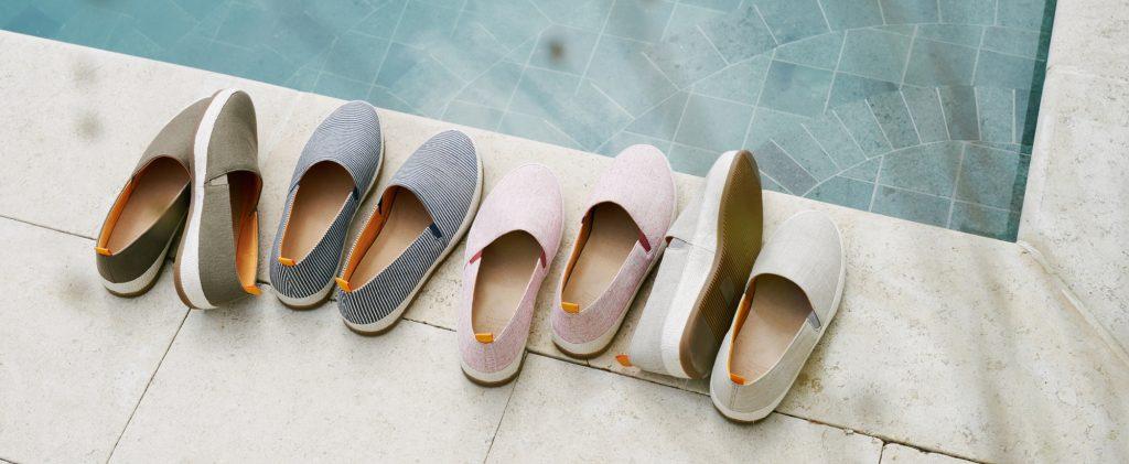 Mens Poolside Style - New Linen Espadrilles
