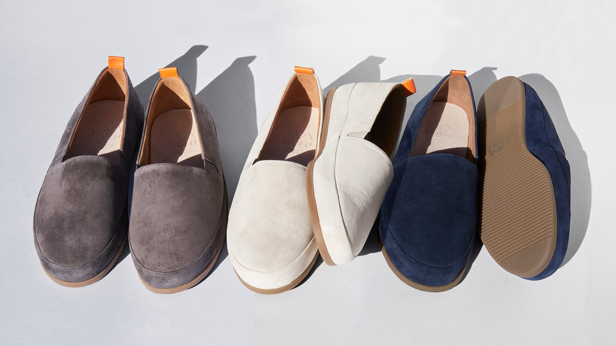 Suede Mens Loafers