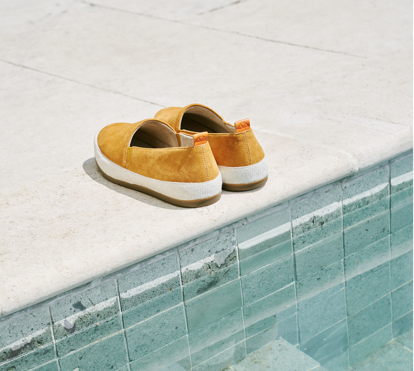 Mens Style Pooside - MULO Suede Espadrilles for Summer Style