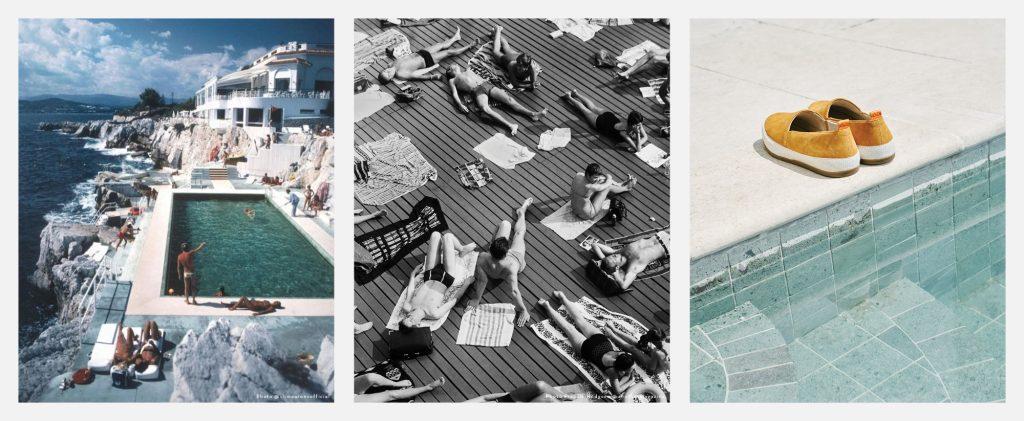 Summer Cool - Mens Style Pooside - Suede Espadrilles