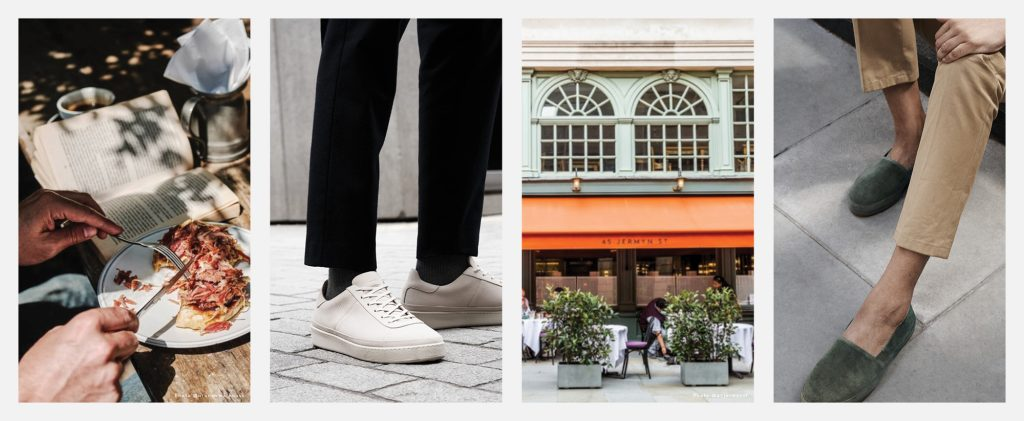 Stepping Out in Style - Mens Shoes