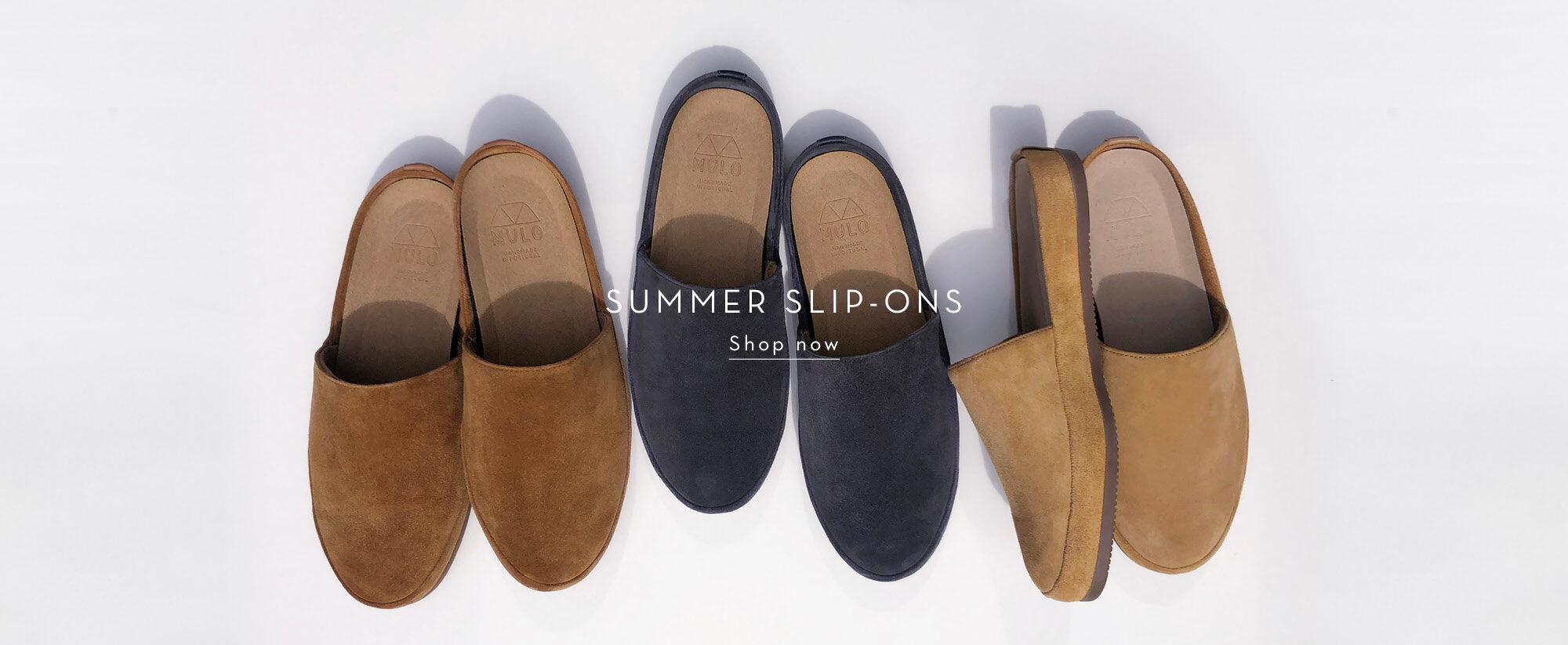 Travel Essentials - Summer Shoes for Men