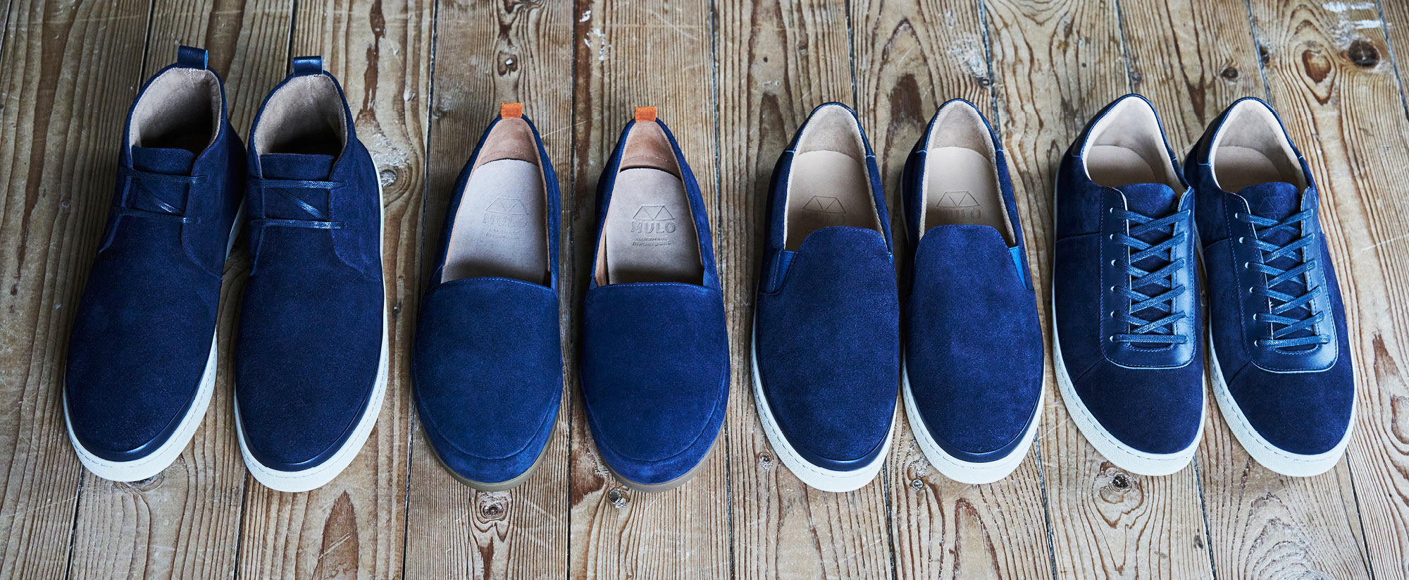 Uniform Dressing - Desert Boots, Mens Loafers, Mens Sneakers, Slip-On Sneakers